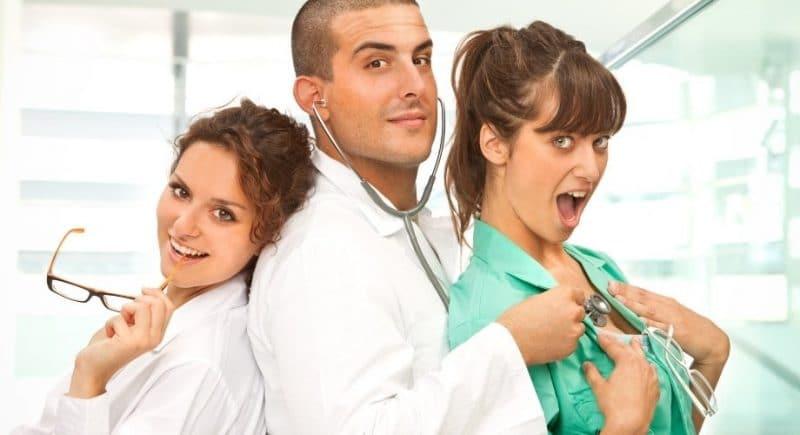 Recherche d'emploi infirmière